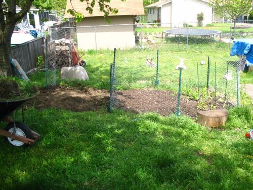 A Real Garden!